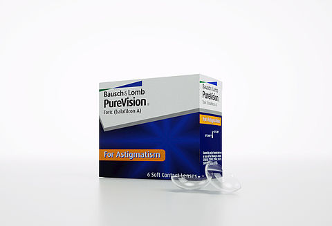 PureVision<sup>®</sup> Toric