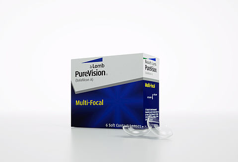 PureVision<sup>®</sup> Multi-Focal