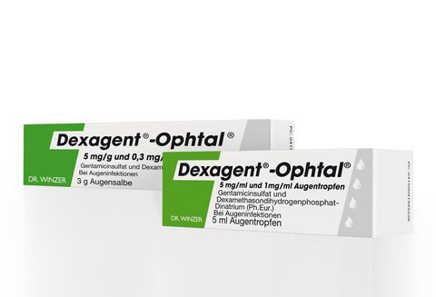 Dexagent<sup>®</sup>-Ophtal<sup>®</sup>