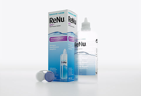 ReNu<sup>®</sup> MPS<sup>TM</sup> Sensitive Eyes<sup>®</sup>
